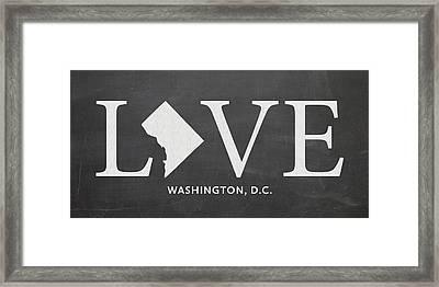 Dc Love Framed Print
