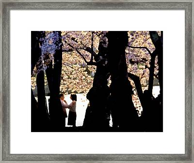 Dc Spring Framed Print by Jim Proctor