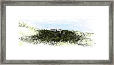 de Hoop nature reserve Framed Print by Ronald Rosenberg