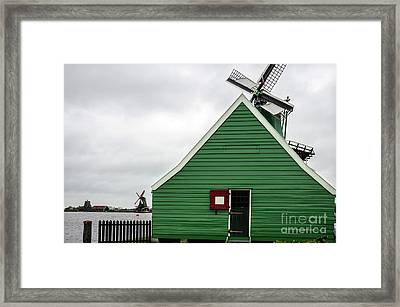 De Huisman Mill Framed Print by RicardMN Photography