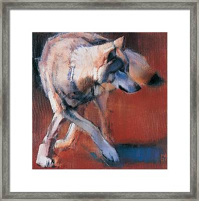 De Siberie Framed Print by Mark Adlington