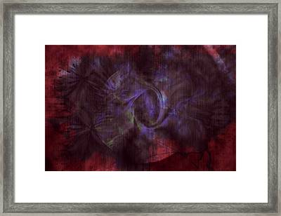 Dead Cities Framed Print by Linda Sannuti