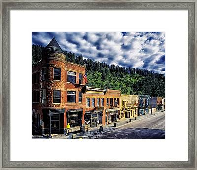 Deadwood South Dakota Framed Print by Movie Poster Prints