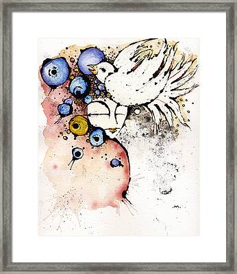 Dear Prudence.... Framed Print by Mark M  Mellon