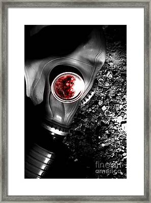 Death In Battle Framed Print by Jorgo Photography - Wall Art Gallery