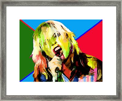 Debbie Harry Collection - 1 Framed Print