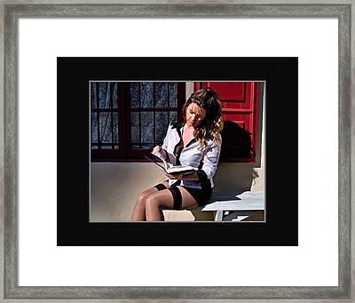 Debra Valentine 2 Framed Print