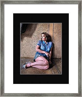 Debra Valentine 3 Framed Print