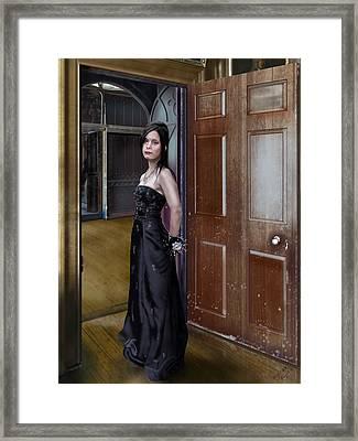 Debutante Framed Print