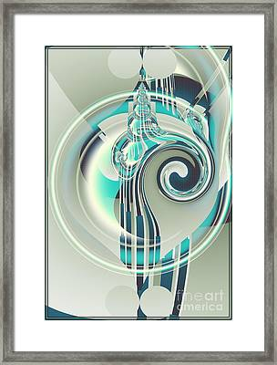 December Framed Print by Michelle H