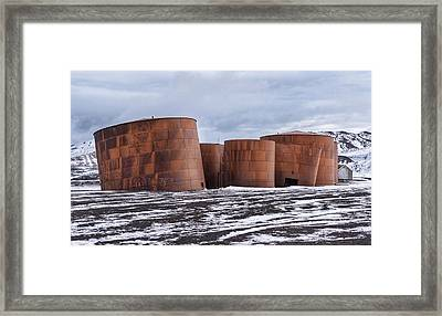 Framed Print featuring the photograph Deception  by Rand