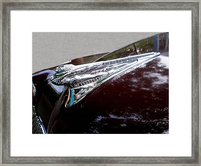 Deco Desoto Framed Print by Jan Amiss Photography