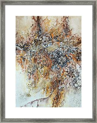 Decomposition  Framed Print by Joanne Smoley