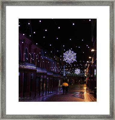Decorations 01 Framed Print