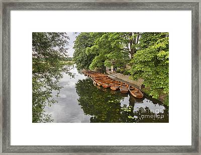 Dedham Vale Suffolk Framed Print by Colin and Linda McKie