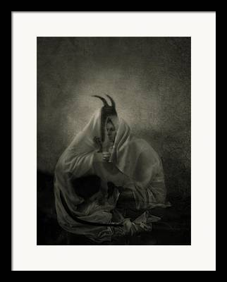 Fiend Framed Prints