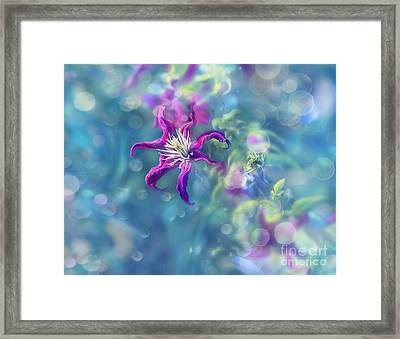 Dedicated To... Framed Print