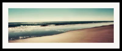 Panoramic Ocean Framed Prints