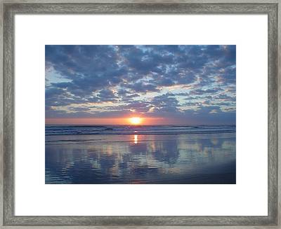 Deep Calls To Deep Framed Print