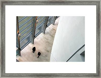 Deep Down There Framed Print by Jez C Self