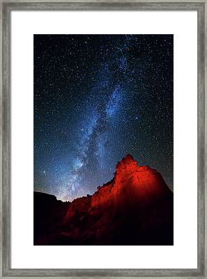 Framed Print featuring the photograph Deep In The Heart Of Texas - 1 by Stephen Stookey