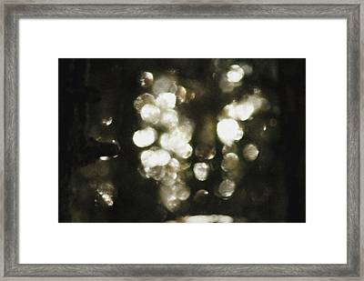 Framed Print featuring the photograph Deep In Woods by Yulia Kazansky
