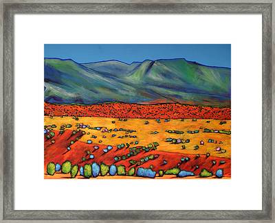 Deep Shadows Framed Print by Johnathan Harris