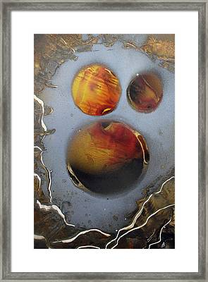 Deep Space Framed Print by Arlene  Wright-Correll