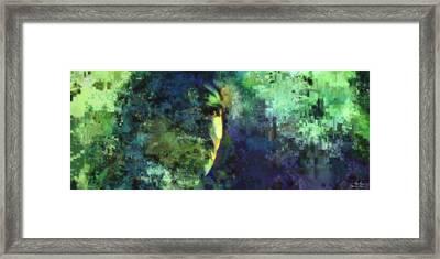Deep Tree Framed Print