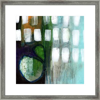 Deeper Meaning Framed Print by Linda Woods