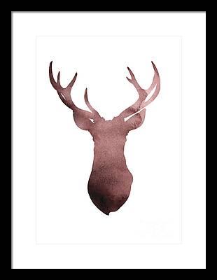 Christmas Gift Framed Prints