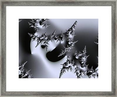 Deer Woman Spirit Framed Print