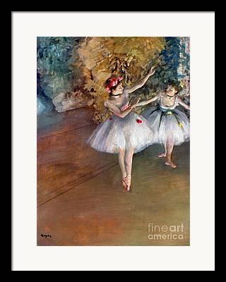 Dance Photographs Framed Prints