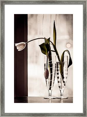 Dejected  Framed Print by Maggie Terlecki