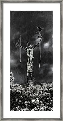 Del Rio Framed Print