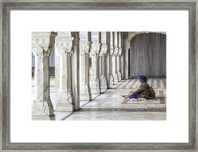 Delhi - India Framed Print by Joana Kruse