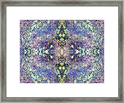 Deliberate Creation Framed Print