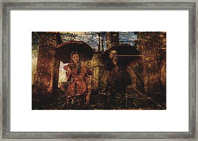 Delicatessen  Framed Print