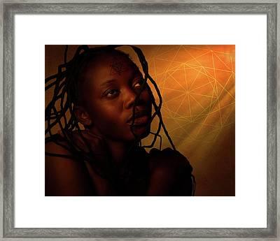 Deliverance Framed Print by Terry Fleckney