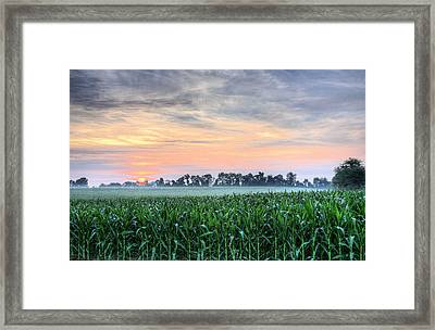 Delmarva Charm Framed Print by JC Findley