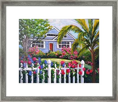 Delray Beach Framed Print