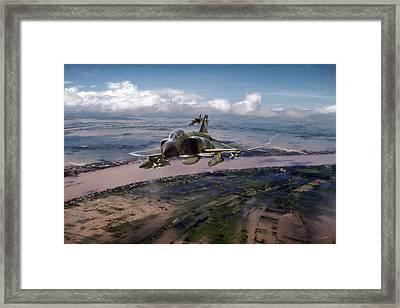 Delta Deliverance Framed Print by Peter Chilelli
