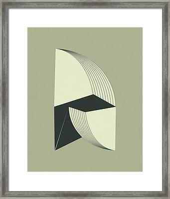 Delusion #3 Framed Print