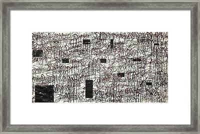 Demagogue Framed Print