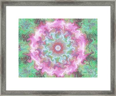 Demeters Delight Framed Print by Roxy Riou
