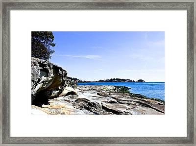 Denbeg Point Framed Print