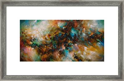 'deniable Space' Framed Print by Michael Lang