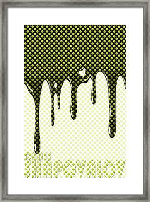 Denis Shapovalov Framed Print