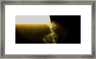 Density Framed Print by Eduardo Arambula