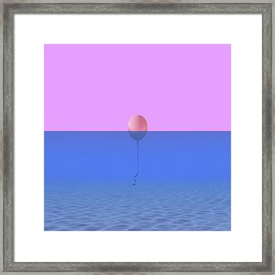 Dentro O Fuori Framed Print
